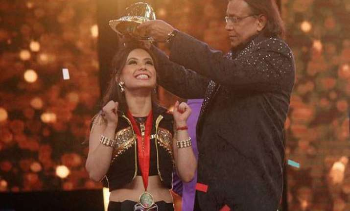 proneeta swargiary crowned winner of did 5