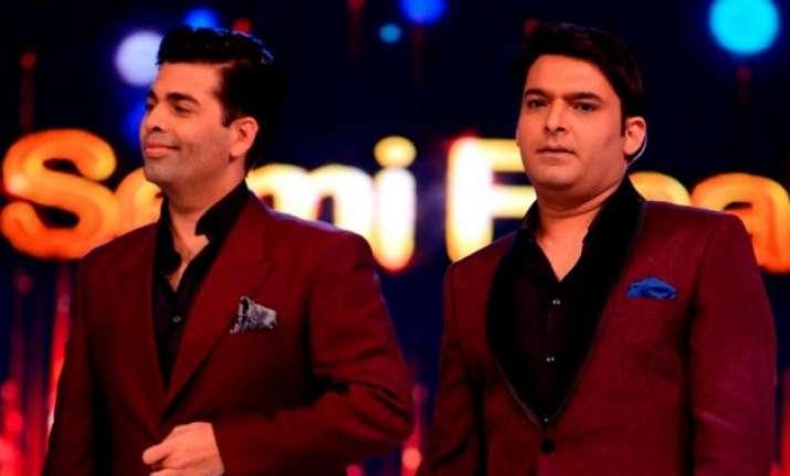 comedy nights with kapil karan johar to replace kapil