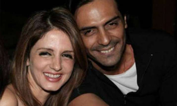 finally sussanne khan opens up on rumours about her second
