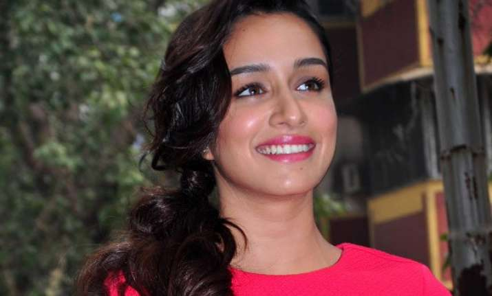 shraddha kapoor on look test spree for baaghi