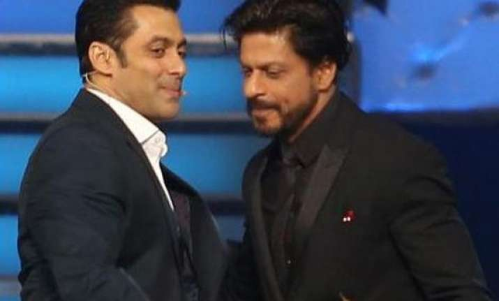 shah rukh set to meet salman on bigg boss