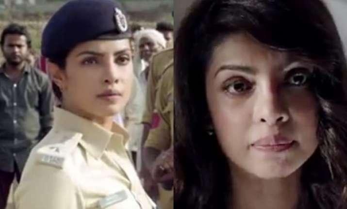 tough cop priyanka chopra cries out aloud on sets of jai