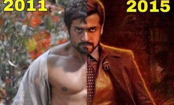 First look posters of suriyas 24 released twitter gets first look posters of suriya s 24 released twitter gets altavistaventures Images