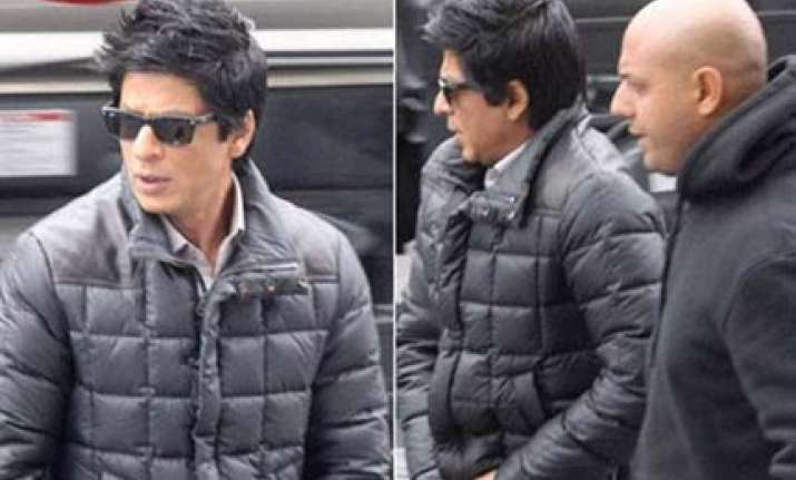 shahrukh s new look in don2