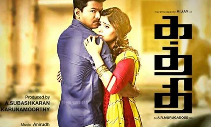 tamil actioner kaththi to finally release on wednesday