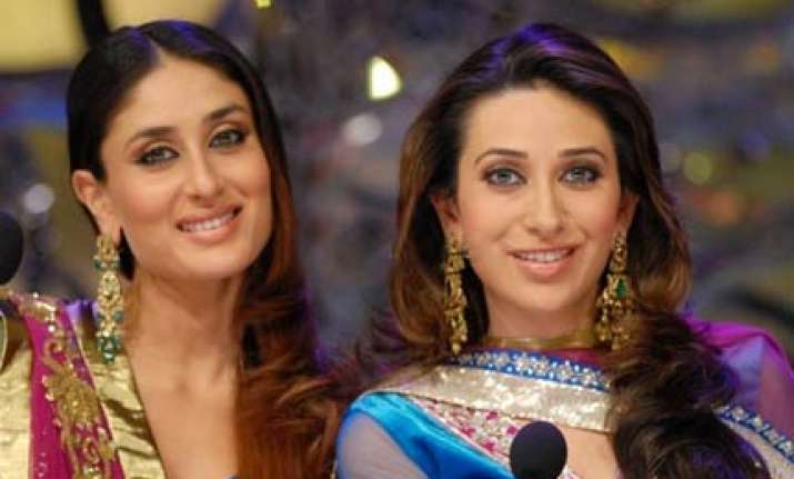 karisma can t play kajol s role in we are family kareena