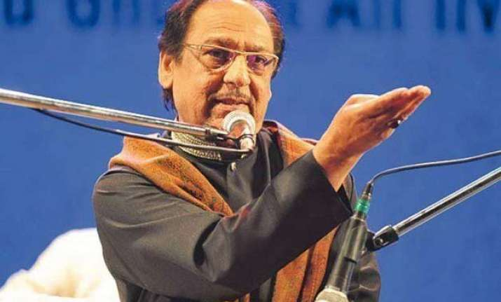 ghulam ali to perform in delhi on nov 8