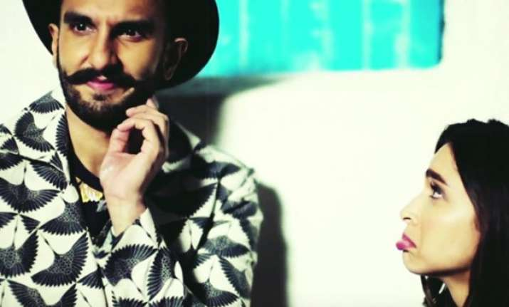 ranveer breaks deepika s heart by rejecting her love watch