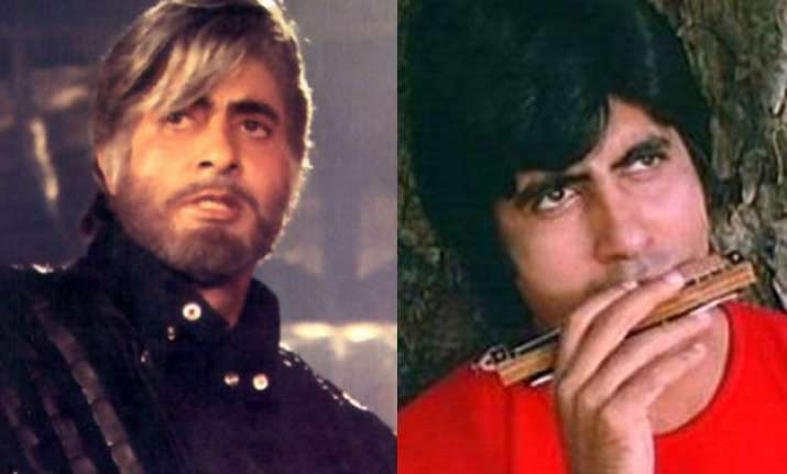 amitabh bachchan b day special the resilient shahenshah of