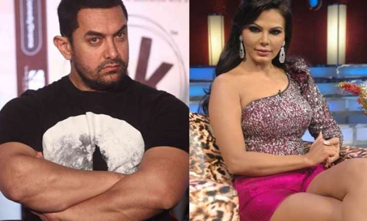 thanks to aamir khan now rakhi sawant wants to be an adult