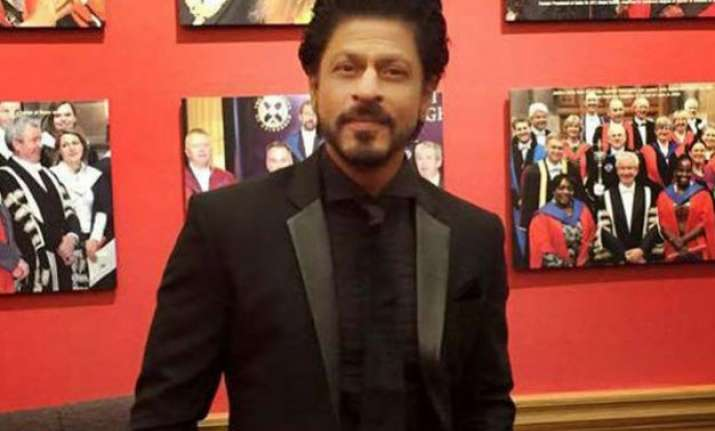 my humble attempt to make it in india srk on vfx