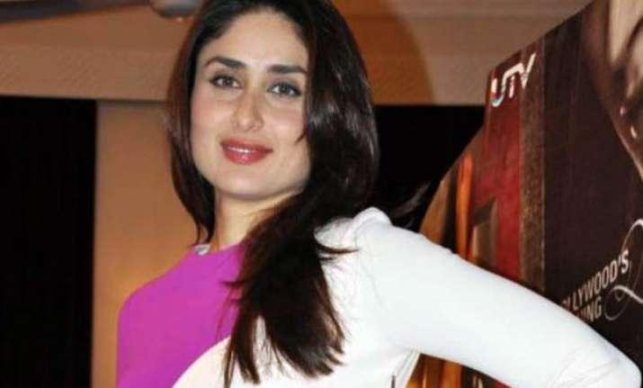 all eyes on acting kareena says no to designing filmmaking