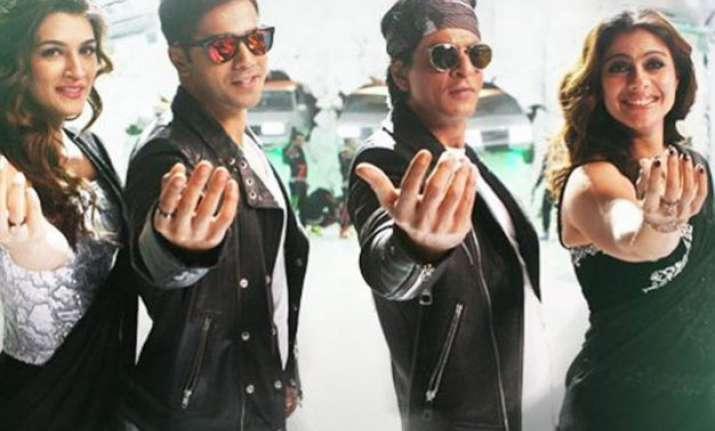 srk s dilwale is second highest grosser of 2015