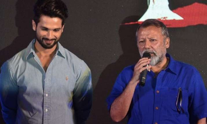 shahid kapoor has achieved everything on his own says