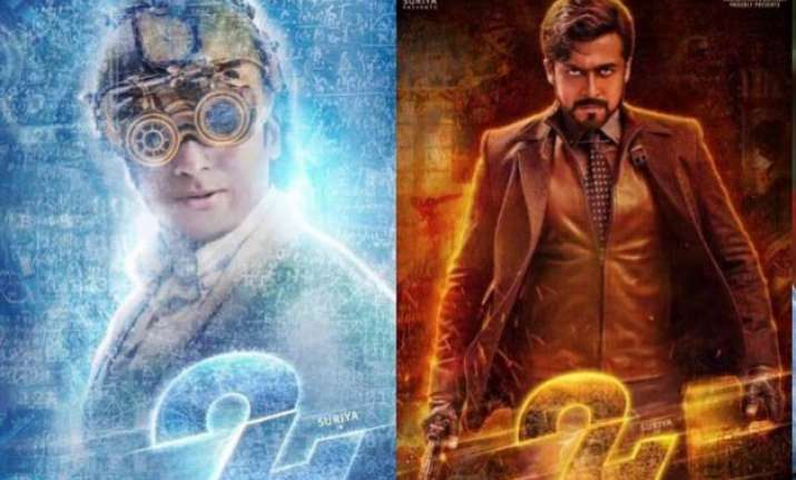 suriya might dub in telugu for 24