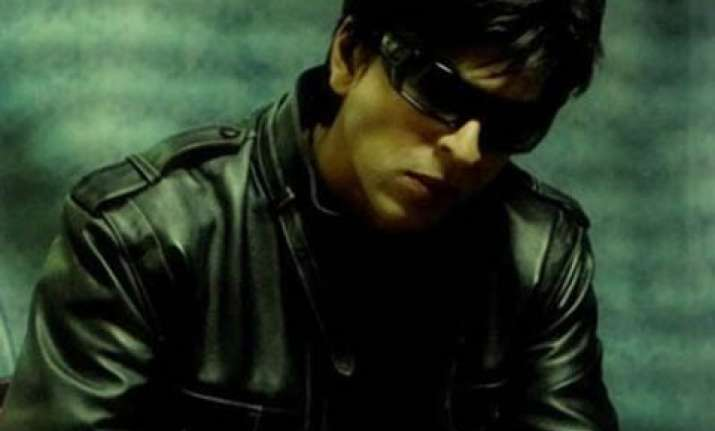 srk does 300 feet jump for don 2