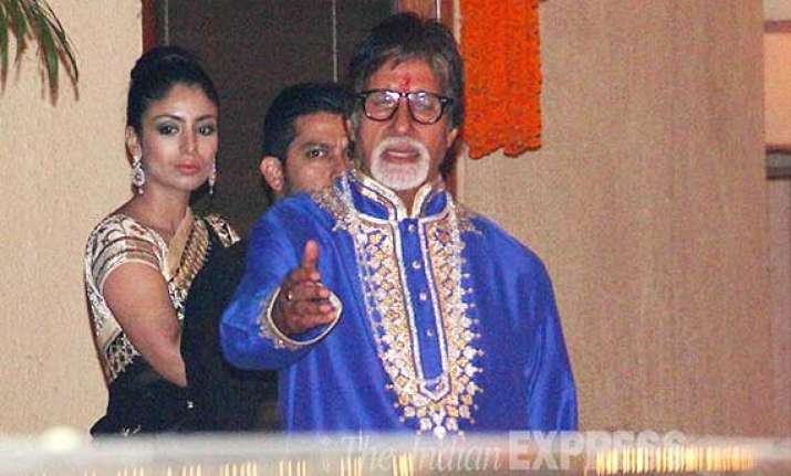 amitabh bachchan expresses his views on stardom