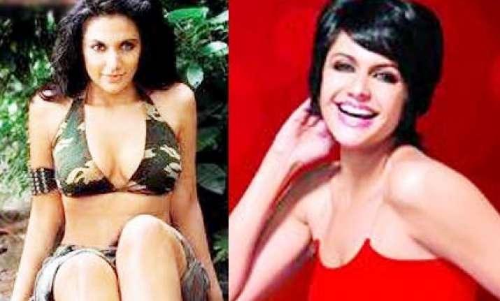 mandira bedi to endorse lingerie brand