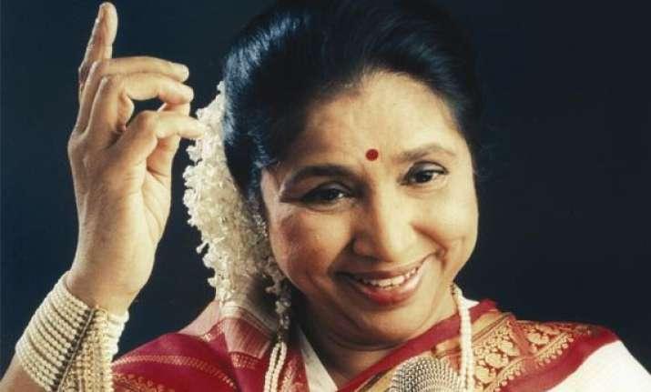 asha bhosle lends her voice to marathi film gurukul