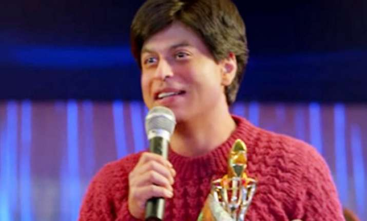 plot revealed shah rukh khan s fan will be an overdose of