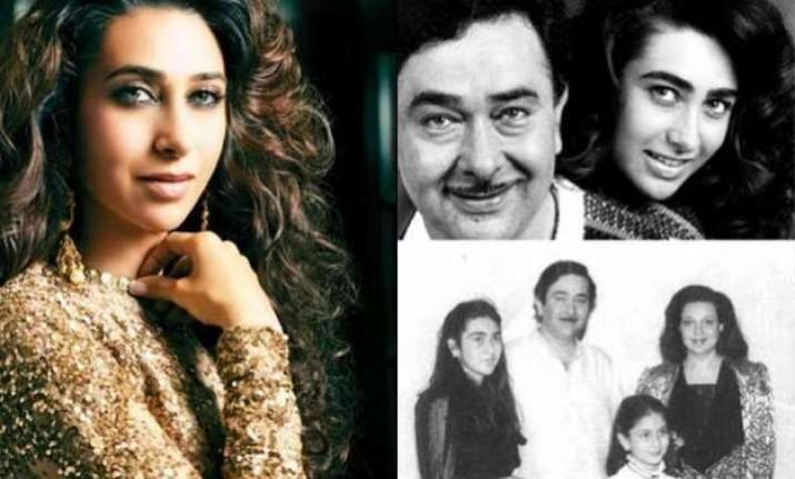 karisma kapoor birthday special rare and unseen pics