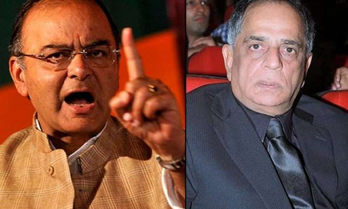 did i b ministry ask nihalani to take back the cuss words