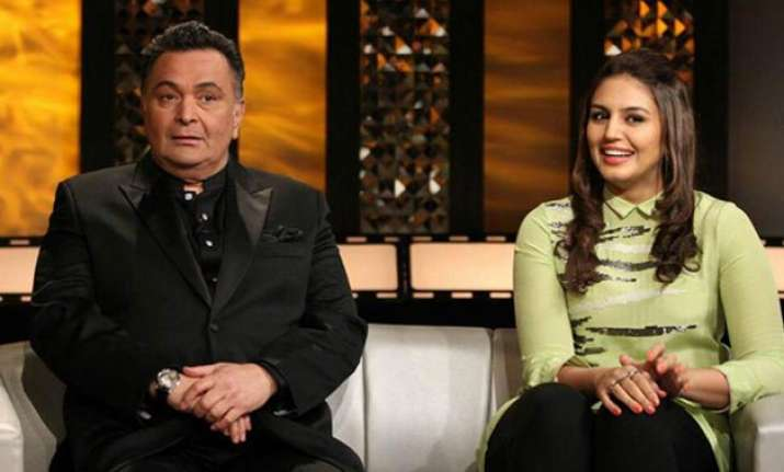rishi kapoor brithday tweet for huma qureshi gets criticism