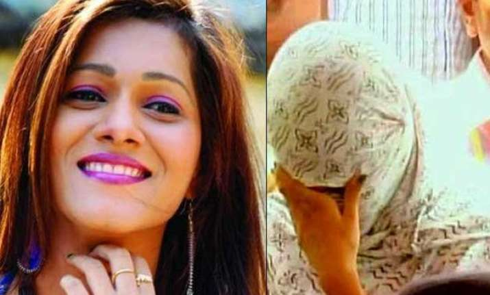 tollywood actress neetu agarwal arrested in red sanders