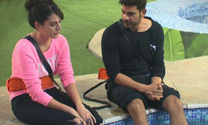 bigg boss 9 mandana sacrifices herself for keith. will this
