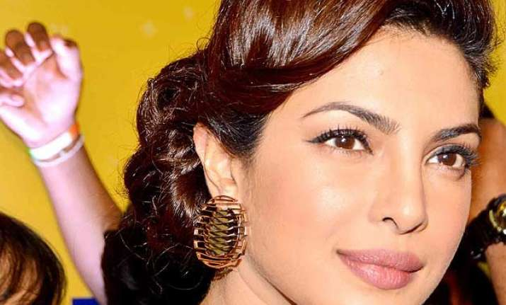 priyanka chopra claims she is a shy personality