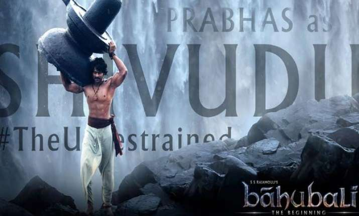 bahubali makes rs 60 crore on the release day