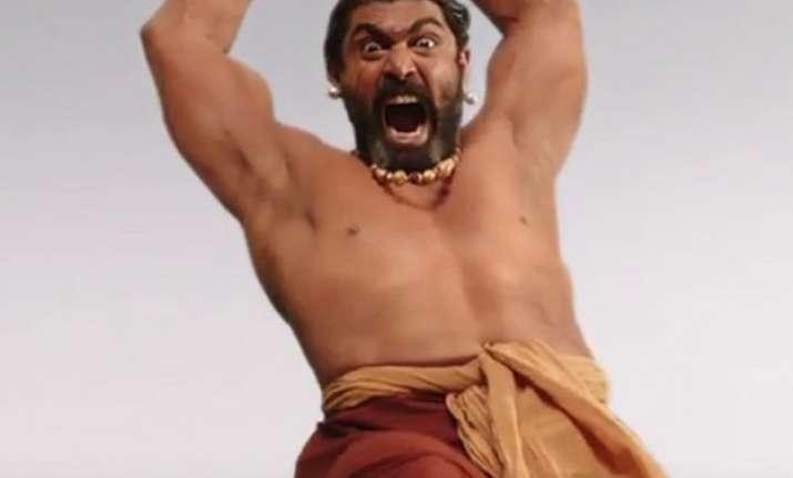 baahubali know how bhallaladeva defeated the mighty bull in