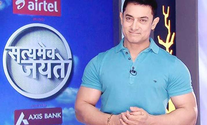 aamir khan s satyamev jayate review first episode makes