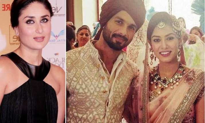 kareena on shahid i know he will make a wonderful husband