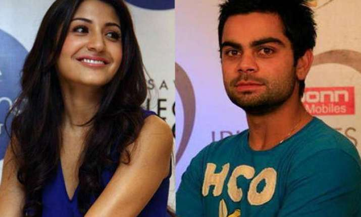 is anushka cheating on virat by being love locked with