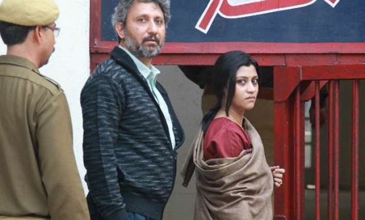 talvar movie review interesting subject but rusty in