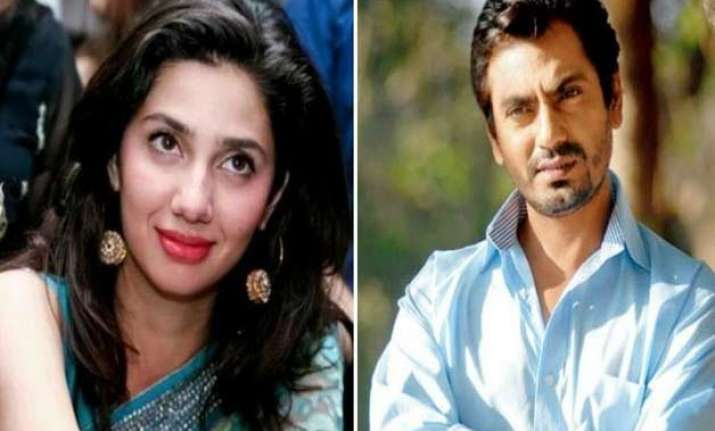 nawazuddin unaware about mahira khan s no intimacy rule