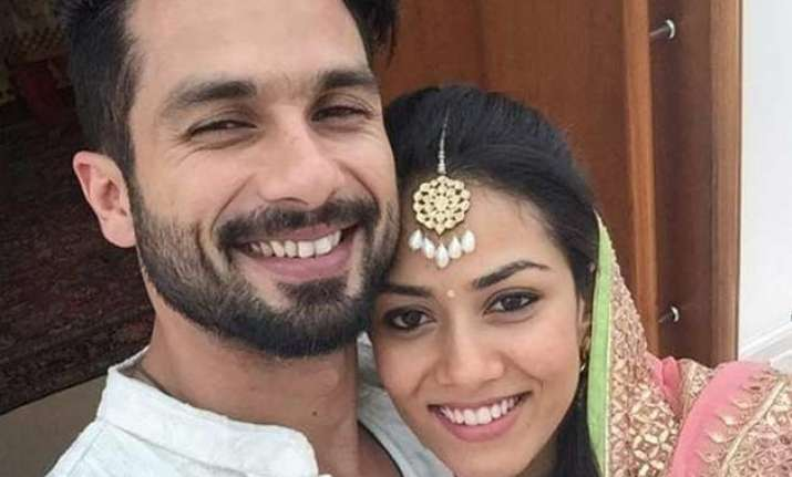 shahid kapoor thanks fans friends for wedding wishes
