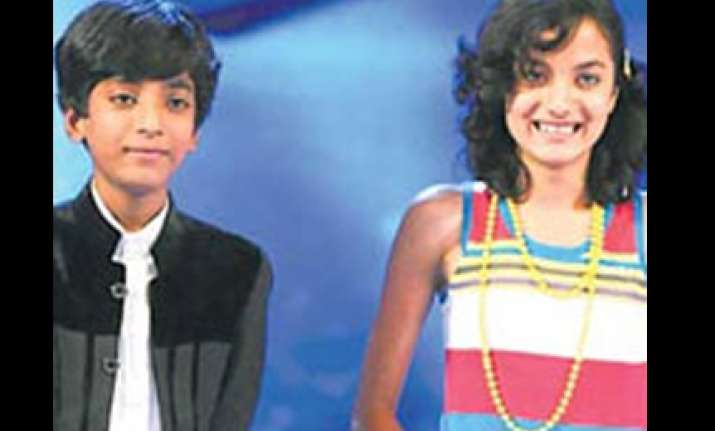 akanksha rouhan emerge as chhote ustaad winners