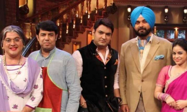 comedy nights with kapil cast in new peta campaign
