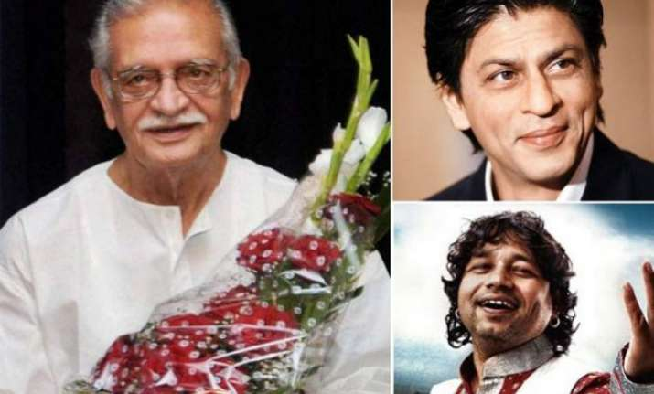 gulzar birthday here s how srk kailash kher b town wished