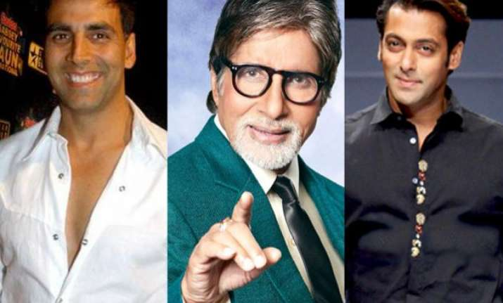 amitabh salman akshay among world s top ten highest paid