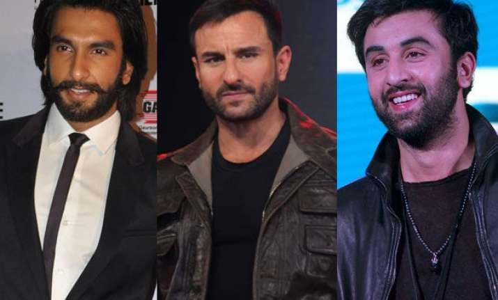 No Shave November Bollywood Actors With The Hottest Bearded