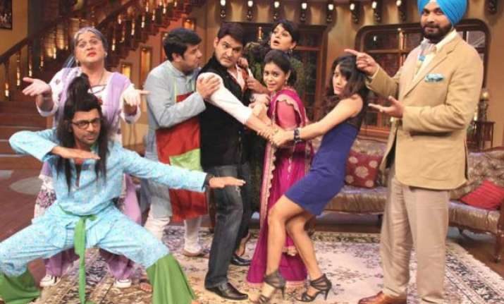 kapil sharma to soon return with on screen family in new