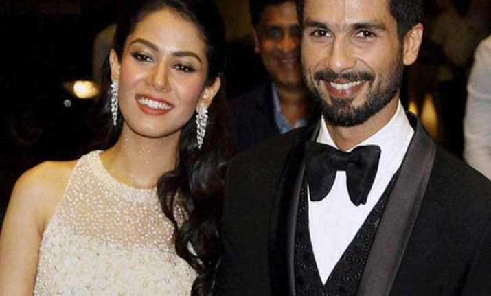 honeymoon selfie reveals that all is well in the shahid