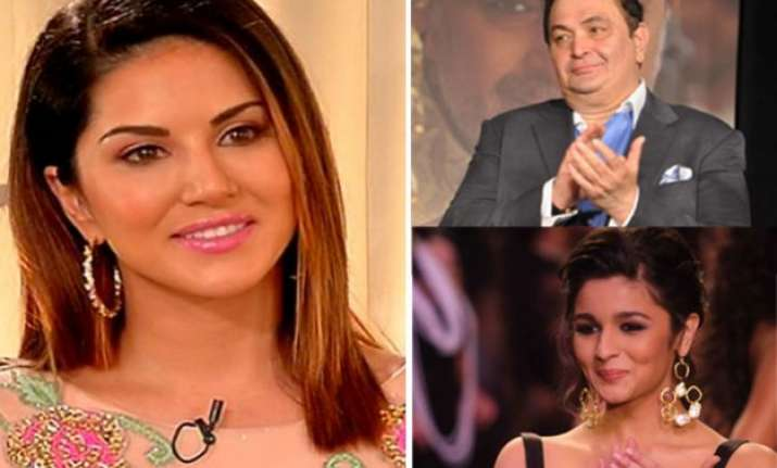 bollywood hails sunny leone calls her rockstar after she