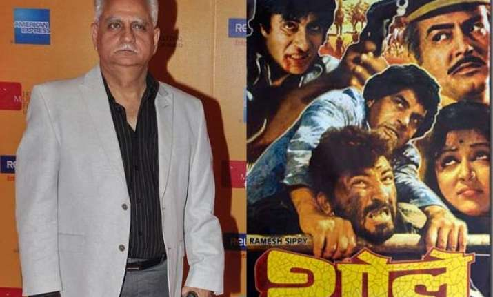 imprudent to remake sholay ramesh sippy