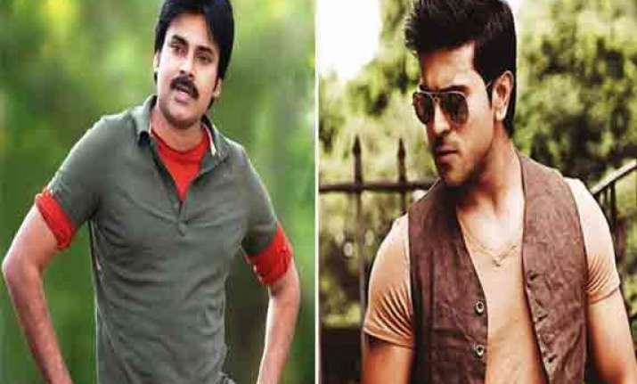 pawan kalyan and ram charan come forward to help hudhud