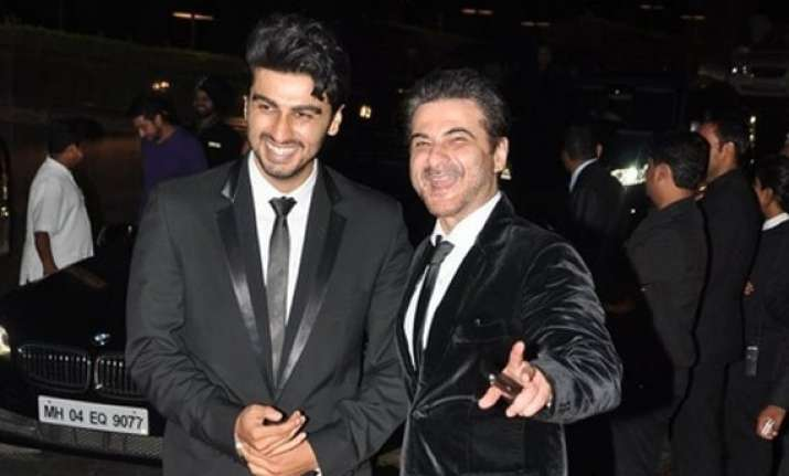 sanjay kapoor wanted arjun kapoor to become a director