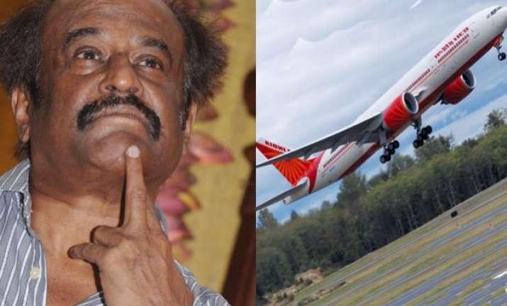 unbelievable thalaivaa rajinikanth not allowed to board